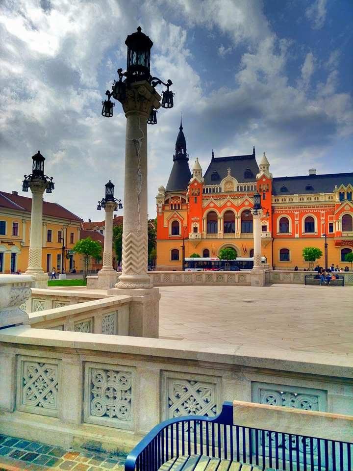 (Foto) Cel mai frumos centru istoric din România! Clujul, Brașovul și Bucreștiul trebuie să ia lecții de aici 1