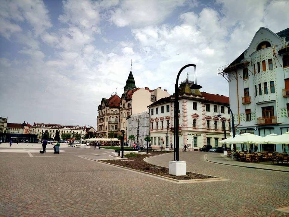 (Foto) Cel mai frumos centru istoric din România! Clujul, Brașovul și Bucreștiul trebuie să ia lecții de aici 8
