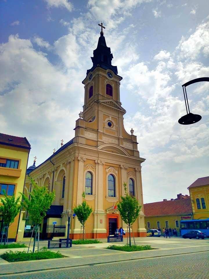 (Foto) Cel mai frumos centru istoric din România! Clujul, Brașovul și Bucreștiul trebuie să ia lecții de aici 4