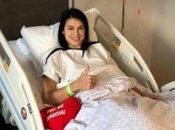 """Cristina Neagu, surprin după operaţie: """"Am început să fac exerciţii după două zile"""". Când va reveni pe teren 29"""