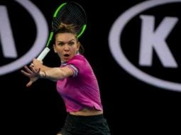 """Simona Halep, declarație după victoria cu Sofia Kenin: """"Cahill mi-a zis că sunt nebună"""". Reacția mamei lui Halep când liderul mondial a făcut break în setul 3 6"""