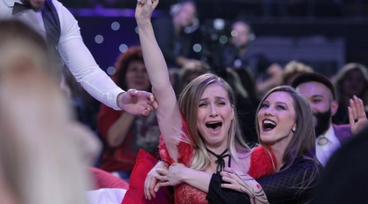 """(Video) Eurovision 2019. Ester Peony va reprezenta România! Mihai Traistariu:""""Ester a câștigat !Fără pile, fără telefoane, fără impresari, fără wildcard-uri inventate, fără ..."""" 1"""