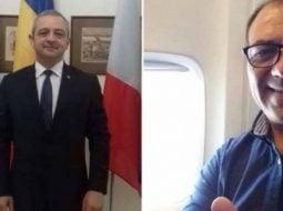 Italia, turiști atacaţi de fanii echipei Lazio, salvați de doi polițiști din România. Indivizi cu cagule și bâte loveau pe oricine se afla în zonă. Nu conta dacă era femeie sau copil, suporter sau turist. 10