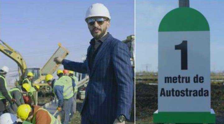 """Reacția Comisiei Europene în timpul protestului #șîeu. """"Pauză de cafea pentru autostrăzi! #șîEU. UE vrea autostrăzi în România! În perioada ..."""" 1"""