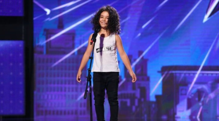 """(Video) FELICITĂRI!  """"Românii au talent"""". La 8 ani, Aris a primit Golden Buzz. Pavel Bartoș: """"E Mowgli al nostru"""" 1"""