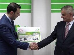 """(Video) Vezi cine este cel mai nou milionar în euro din România. A câștigat 4,7 milioane de euro la Loto 6/49. Andrei Butnariu: """"Cine face ca mine, ca mine să pățească!"""" 31"""