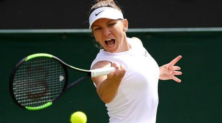 Simona Halep, suma uriașă de euro pe care a câștigat-o după ce s-a calificat în semifinale la Wimbledon 1