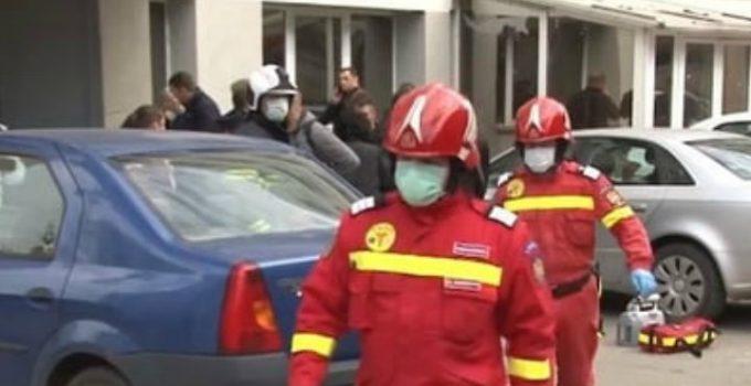 Update otraviri. Noi apeluri la 112 la Timișoara. Alte cinci persoane, dintre care trei copii, au fost transportate la spital 5