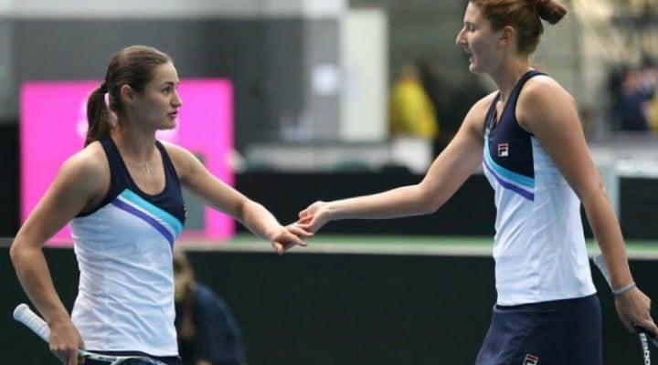 FELICITĂRI! Monica Niculescu și Irina Begu își continuă marșul la Australian Open: S-au calificat în optimi, la dublu 1