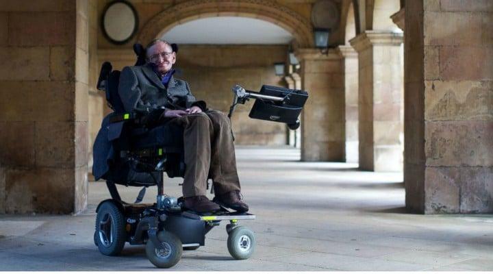 Fizicianul Stephen Hawking a murit la vârsta de 76 de ani. 1