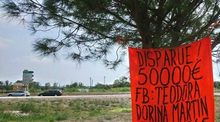 50,000 de euro. Un român din Franţa oferă recompensă pentru a-şi găsi sora, dispărută în urmă cu aproape 8 ani 1
