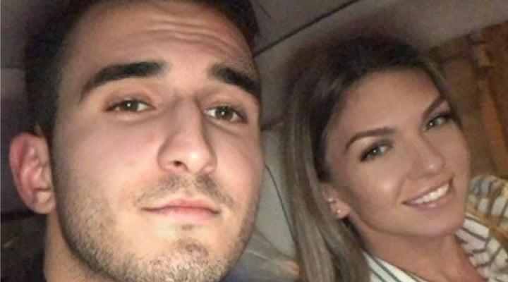 Cine este tânărul milionar alături de care s-a pozat Simona Halep în mașină 1