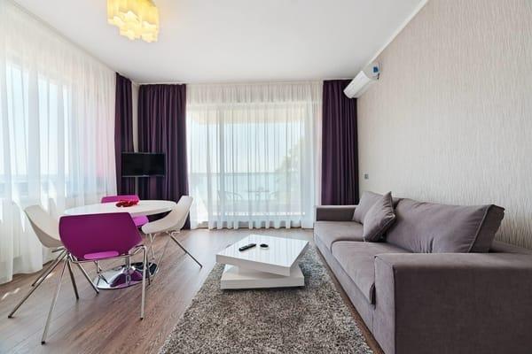 (Foto) Cazare Mamaia. 4 apartamente superbe de vacanță, pentru această vară 3