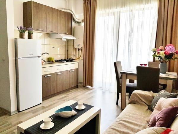 (Foto) Cazare Mamaia. 4 apartamente superbe de vacanță, pentru această vară 14