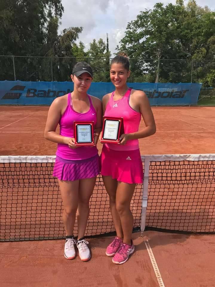 """(Foto) Ea este noua senzație a tenisului din România. A urcat aproape 400 de locuri WTA. """"Fiecare meci jucat la turnee a contat în evoluţia mea. Cu siguranţă, primul titlu ..."""" 3"""