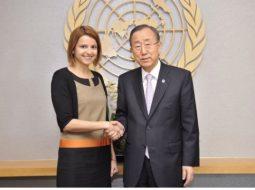 O româncă gestionează cel mai fierbinte dosar ONU: 10.200 de militari in Liban. Are 13 ani de experienta in ONU, lucrând inclusiv pe fronturile din Siria si Sudan. 28