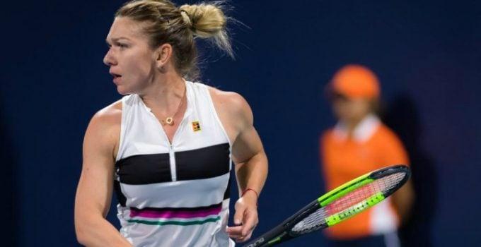 Felicitări! Simona Halep s-a calificat în semifinale la Miami. Este la un singur meci de revenirea pe locul 1 mondial 11