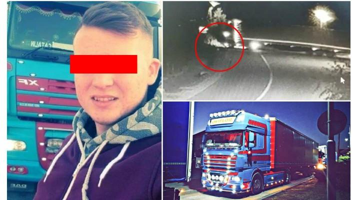 Revolta şoferilor de TIR români, după ce colegul lor Cătălin a fost arestat şi acuzat de uciderea a doi bărbaţi 1