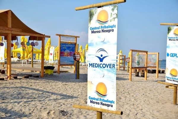 """(Foto) Proiect unic în România. Un psiholog a făcut o """"plajă terapeutică"""", GRATUITĂ, la Mamaia: """"Te rog sa-mi faci o vizita, daca ajungi vara aceasta pe litoral. Vreau sa te convingi ca povestea mea este adevarata. Plaja este destinata in principal ..."""" 6"""