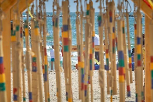 """(Foto) Proiect unic în România. Un psiholog a făcut o """"plajă terapeutică"""", GRATUITĂ, la Mamaia: """"Te rog sa-mi faci o vizita, daca ajungi vara aceasta pe litoral. Vreau sa te convingi ca povestea mea este adevarata. Plaja este destinata in principal ..."""" 4"""