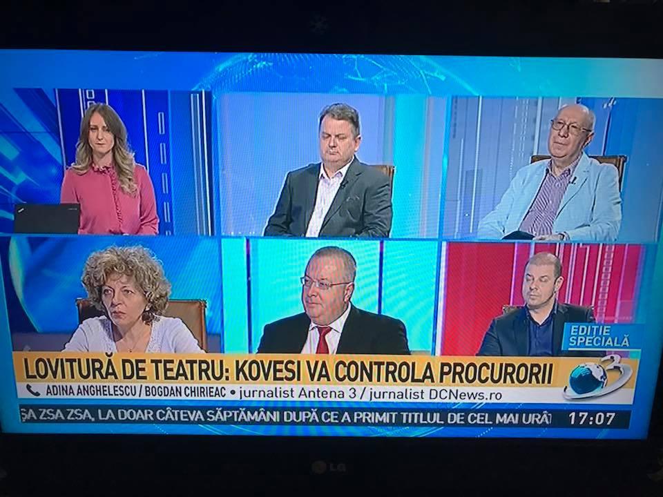"""Update. Kovesi se """"întoarce"""" spre disperarea taberei PSD! Nu mai pleacă la Sibiu și are în competențe și DNA-ul după detașarea în funcție 1"""