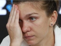 """Simona Halep: """"Astăzi am plâns, după mult timp...Sufăr după fiecare înfrângere. Cred că este ..."""" 25"""
