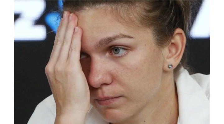"""Simona Halep: """"Astăzi am plâns, după mult timp...Sufăr după fiecare înfrângere. Cred că este ..."""" 1"""