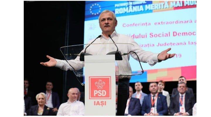 """Liviu Dragnea, mesaj în miez de noapte, după ce a fugit de protestatari. Bîldea Ioan: """"Dacă citești postarea lui Dragnea de sâmbătă seara asta, iți dai seama ca l-a durut ce s-a întâmplat la Iași. Aproape ca nu-i vine sa creadă ca ..."""" 1"""