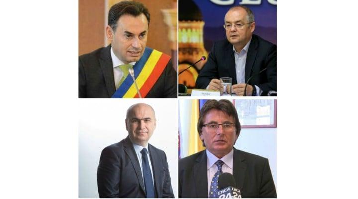 4 primari împotriva Bucureștiului. Clujul, Oradea, Timișoara și Aradul au înființat Alianța Vestului 1