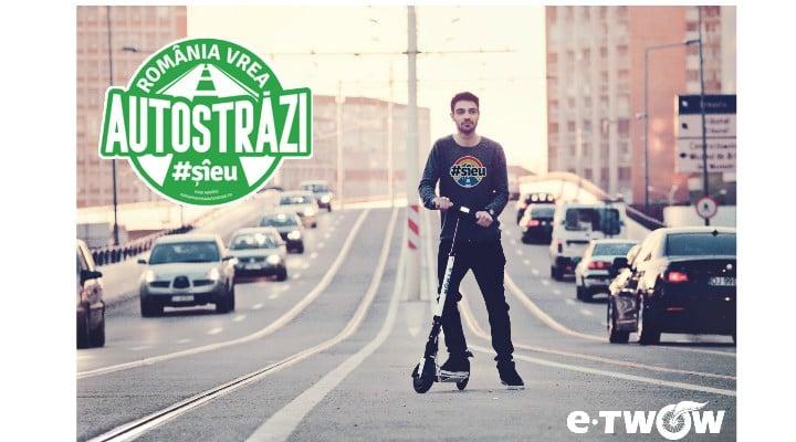 """Mergi? Ștefan Mandachi: """"Adresa exacta a Primului si singurului metru de autostradă... Toată manifestația este legală și autorizată! Vă rog din tot sufletul"""": 4"""