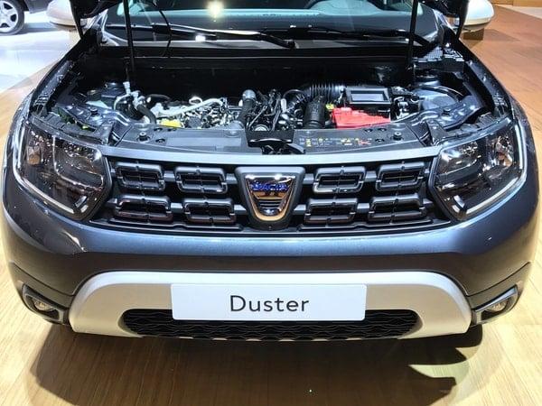 """(Foto) Oficial. Cea mai puternică Dacie din istorie, prezentată la Paris. Noul Duster cu motor """"de Mercedes-Benz"""". Mesajul companiei Dacia 6"""