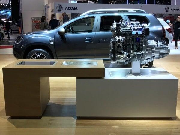"""(Foto) Oficial. Cea mai puternică Dacie din istorie, prezentată la Paris. Noul Duster cu motor """"de Mercedes-Benz"""". Mesajul companiei Dacia 3"""