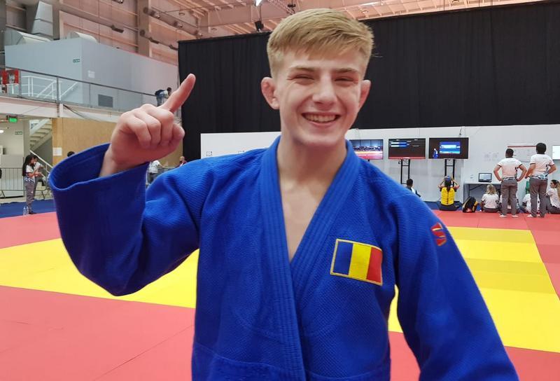 FELICITĂRI! Primele medalii de aur, argint și bronz pentru România la  Jocurile Olimpice pentru Tineret 1