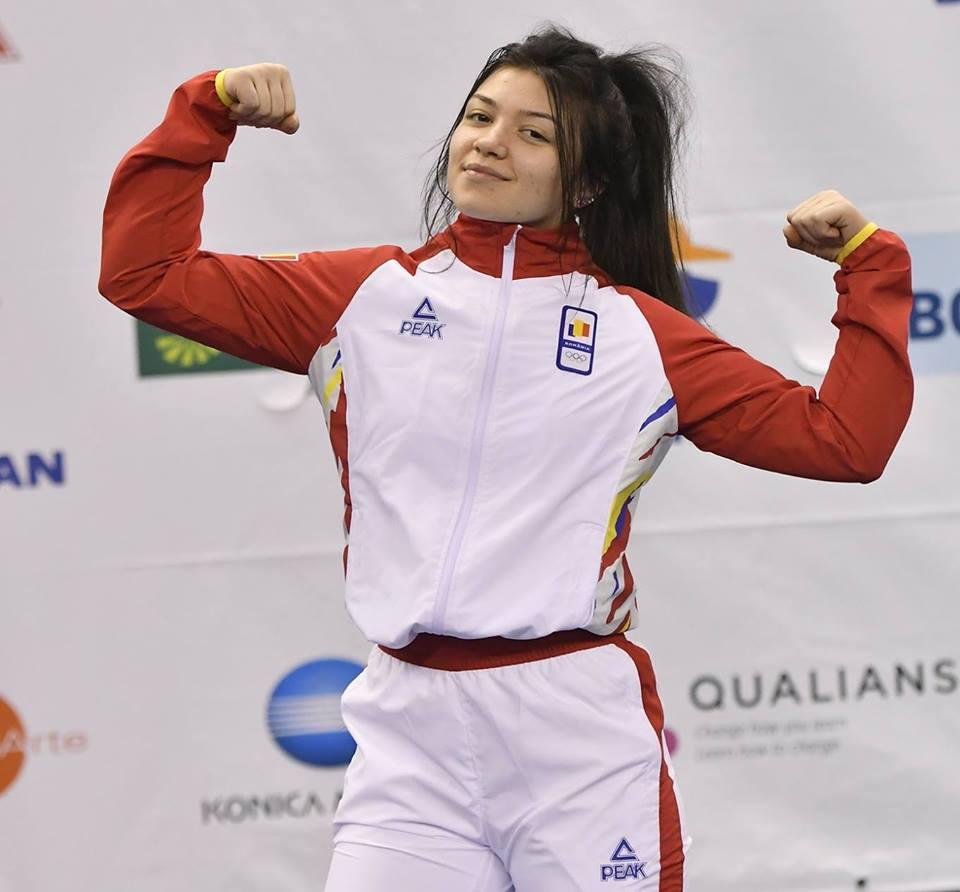 FELICITĂRI! Primele medalii de aur, argint și bronz pentru România la  Jocurile Olimpice pentru Tineret 3