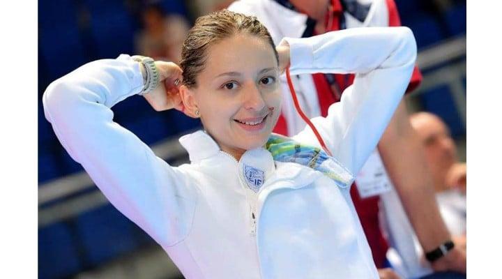 """FELICITĂRI! România are un nou lider în sportul mondial: Ana Maria Popescu! """"Felicitări, samuraiului Ana Maria Popescu!De azi, spadasina din România e noul lider mondial la spadă!Drumul spre Tokyo continuă! """" 1"""