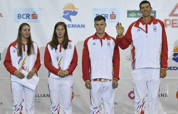 FELICITĂRI! Din nou Aur, Argint și Bronz la Jocurilor Olimpice de Tineret de la Buenos Aires 1