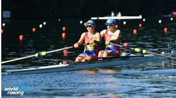FELICITĂRI! România a cucerit 6 medalii la Campionatele Europene de canotaj  de la Lucerna 1