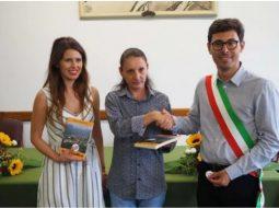 Rămâncă din Italia, eroina de la Torino, felicitată de primar și de consulul general Ioana Gheorghiaș 2