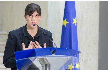 Lucrurile merg foarte bine pentru Laura-Codruța Kövesi! Consiliul UE va da, joi, un nou vot pentru șefia Parchetului European. Surse: Kovesi va fi sustinuta de Franta, dar si de Romania 5