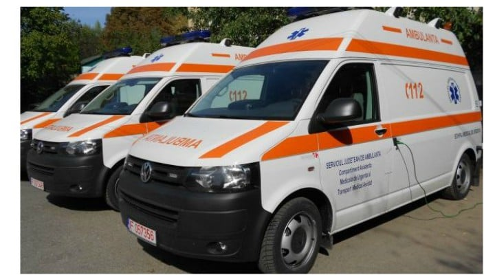 ACCIDENT lângă Guvern! Fratele lui Ludovic Orban şi soţia lui duși de urgență la spital 1