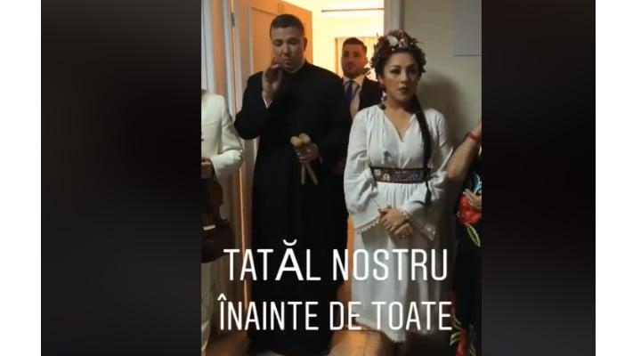 """(Video) Daniel Buzdugan: """"Multumesc, Andra, pentru că m-ai luat acolo sus lângă tine!Și încă ceva: îți mulțumesc pentru rugăciunea TATĂL NOSTRU, spusă înaintea fiecarui concert, rostită alături de..."""" 1"""