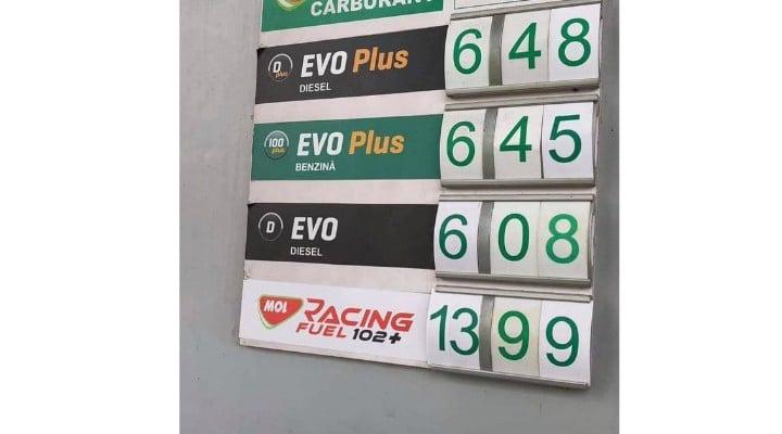 """MOL România vinde un nou combustibil la pompă: Ce este Racing Plus, combustibilul de 13,99 lei care îţi """"propulsează"""" racheta 1"""