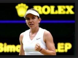 """Simona Halep va primi Ordinul """"Crucea Patriarhală"""" pentru performanța realizată la Wimbledon 4"""