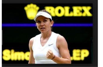 """Simona Halep va primi Ordinul """"Crucea Patriarhală"""" pentru performanța realizată la Wimbledon 6"""
