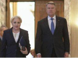 """Viorica merge în America sa-l pârască pe Iohannis. """"Nu merg în SUA pentru poze. Voi aduce în discuție că președintele blochează guvernul ...eu nu am un ministru măcar interimar pe energie"""" 6"""