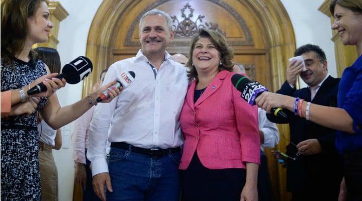 """Rovana Plumb l-a uitat deja pe Dragnea. Radu Banciu: """"Când va ieși din închisoare, Liviu Dragnea nu-și va mai recunoaște partidul, colegii. Nu va mai avea acces la seif, la cheițe, nu va mai avea unde să intre"""" 1"""
