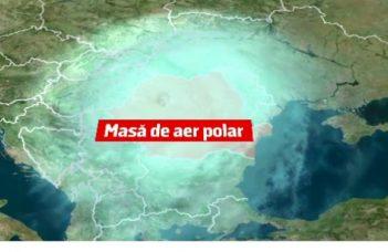 """Radu Paraschivescu: """"Cu ocazia valului de aer polar care amenință România, astăzi au fost 32 de grade Celsius. Caldura bocnă"""" 1"""
