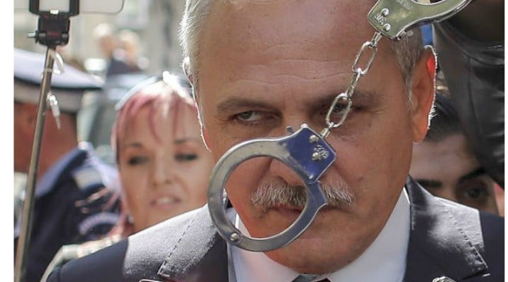 """Te așteptai? Protest pentru eliberarea lui Liviu Dragnea din pușcărie si demisia lui Iohannis. """"Împreună putem învinge"""" 1"""