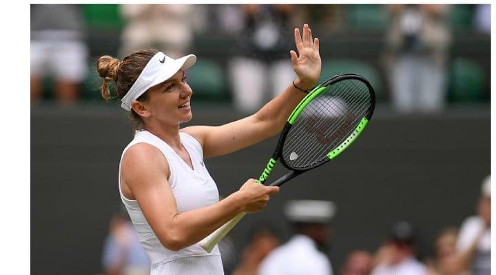 Simona Halep, reacţia presei internaţionale după victoria chinuită de la Rogers Cup 1