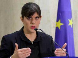 Surse. Kovesi, majoritate în Consiliul UE pentru numirea la șefia Parchetului European 5